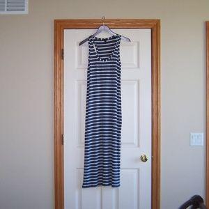 J. Crew Maxi Dress~SZ XS~EUC